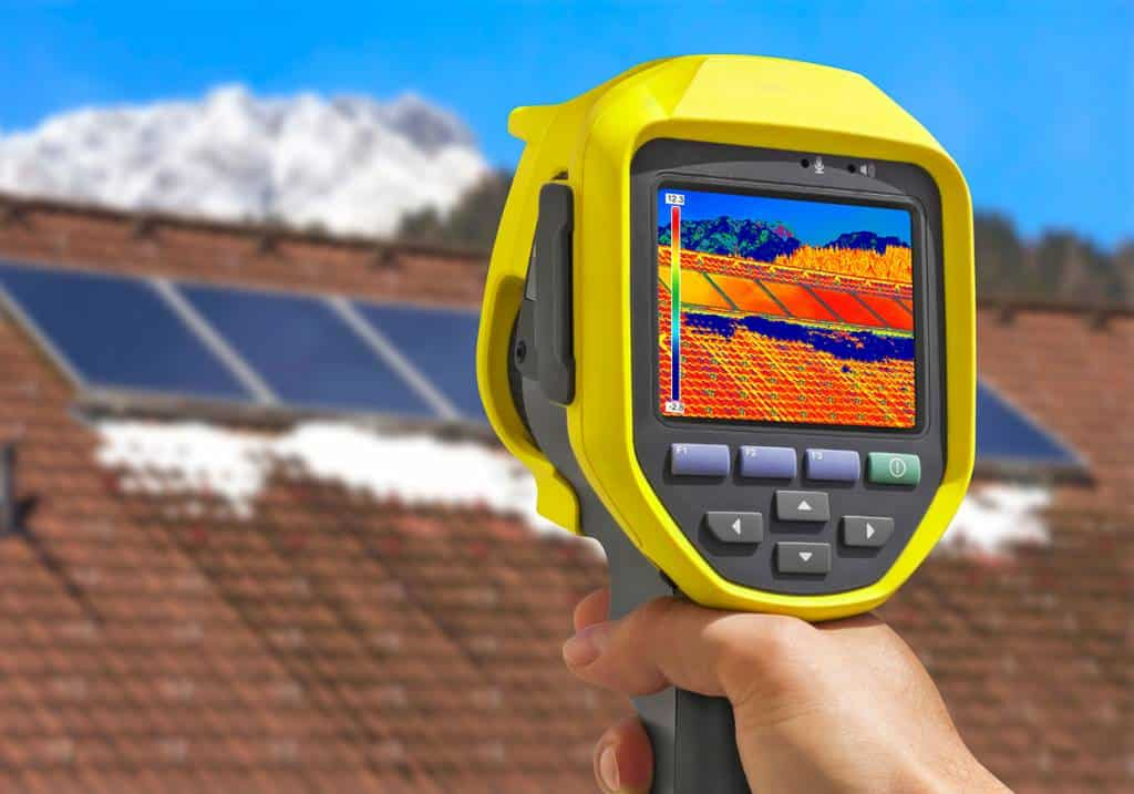 Thermographic Inspection Cost