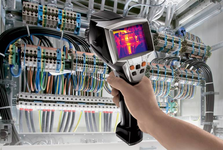 Why Use Thermal Imaging on Electrical Systems?
