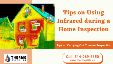Tips on Using Infrared during a Home Inspection