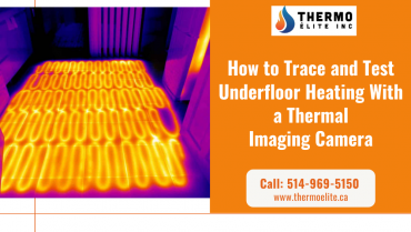 How to Trace and Test Underfloor Heating with a Thermal Imaging Camera