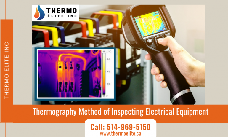 Thermography Method of Inspecting Electrical Equipment